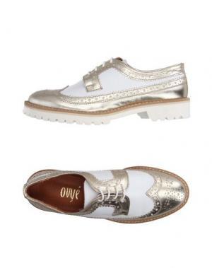Обувь на шнурках OVYE' BY CRISTINA LUCCHI. Цвет: белый