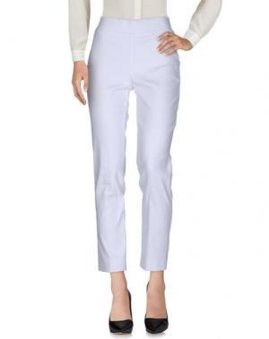 Повседневные брюки JOSEPH RIBKOFF. Цвет: белый