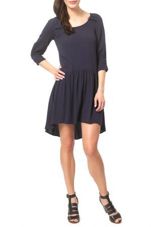 Платье DEBY DEBO. Цвет: navy