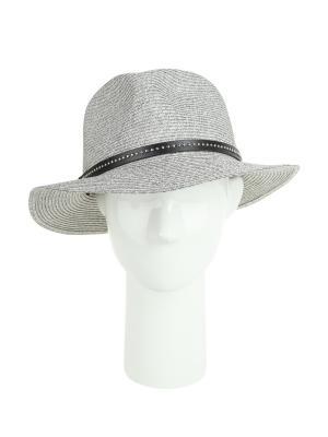 Шляпа Moltini. Цвет: светло-серый