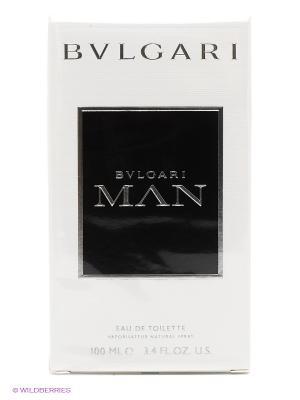 Туалетная вода Bvlgari Man, 100 мл.. Цвет: кремовый