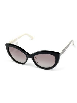 Солнцезащитные очки MAX & CO. Цвет: черный