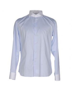 Pубашка GUYA G.. Цвет: небесно-голубой