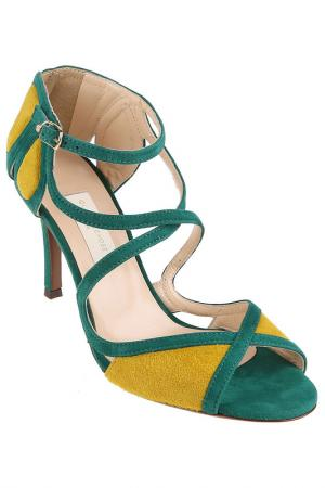 Туфли LAutre Chose L'Autre. Цвет: зеленый