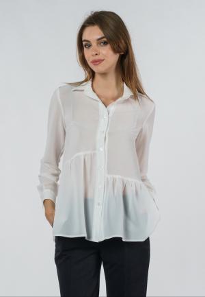 Блуза OKS by Oksana Demchenko. Цвет: белый