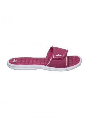 Пантолеты Lico. Цвет: розовый, белый