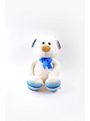 Мягкая игрушка Медведь Джек 2.287.1-1 цвет молочный Malvina. Цвет: молочный