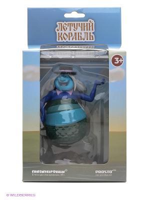 Водяной  серия Летучий Корабль ProstoToys. Цвет: голубой, зеленый, коричневый