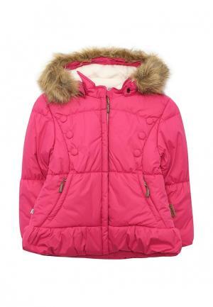 Куртка утепленная Huppa. Цвет: фуксия