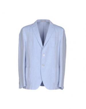 Пиджак PAOLONI. Цвет: небесно-голубой