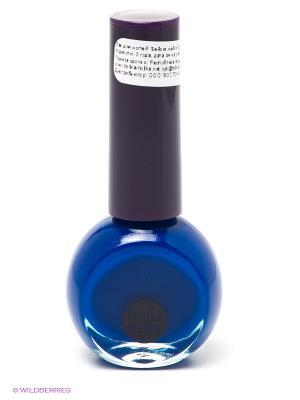 Лак для ногтей Бейсик нейлз BL01, синий, 10 мл Holika. Цвет: синий