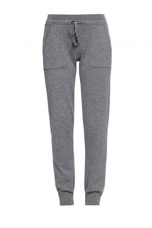 Спортивные брюки из шерсти 4590/15 Kangra Cashmere. Цвет: серый