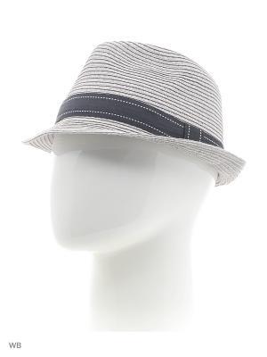 Шляпа Reserved. Цвет: светло-серый