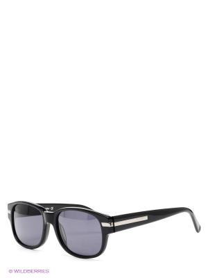 Солнцезащитные очки Byblos. Цвет: черный