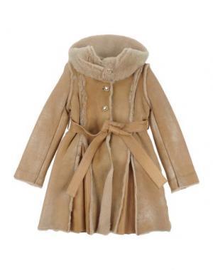 Пальто I PINCO PALLINO I&S CAVALLERI. Цвет: верблюжий