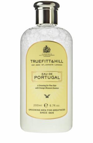 Ухаживающий лосьон для укладки волос легкой фиксации Truefitt&Hill. Цвет: бесцветный