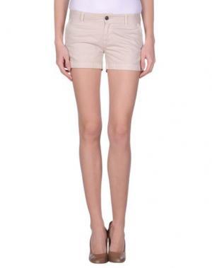 Повседневные шорты MACCHIA J. Цвет: светло-серый