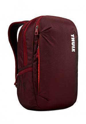 Рюкзак Thule. Цвет: бордовый