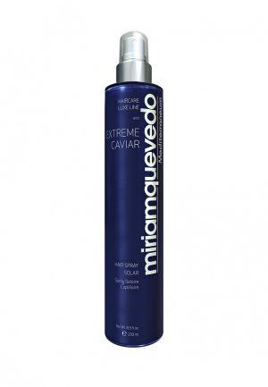 Спрей солнцезащитный  для волос Miriam Quevedo. Цвет: синий