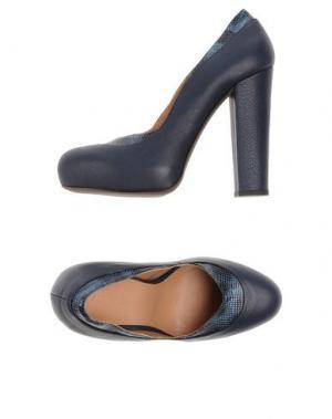 Туфли ALTIEBASSI. Цвет: темно-синий
