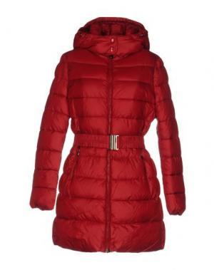 Куртка BIANCOGHIACCIO. Цвет: красный