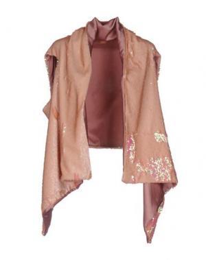 Кардиган MACRÍ. Цвет: лососево-розовый