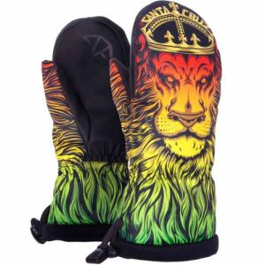 Варежки Celtek. Цвет: sc lion god