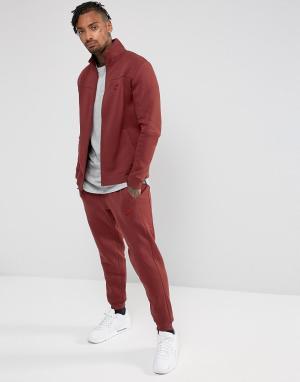 Nike Красный спортивный костюм 861776-619. Цвет: красный