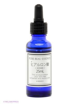 JAPAN GALS Pure beau essence Сыворотка с гиалуроновой кислотой 25 мл. Цвет: синий
