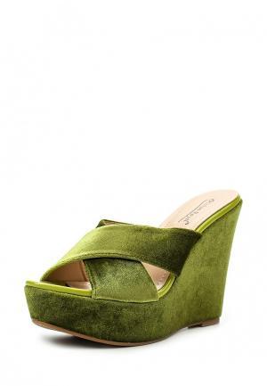 Сабо Vivian Royal. Цвет: зеленый