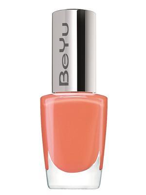 Стойкий Лак для ногтейLong Lasting Nail Lacquer 112, 8мл BEYU. Цвет: оранжевый