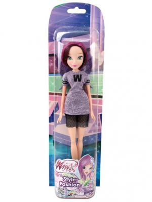 Кукла Winx Club Мода и магия-3, Tecna. Цвет: сиреневый