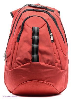 Рюкзак UNION. Цвет: красный