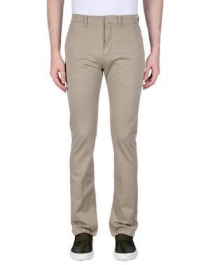 Повседневные брюки HЁLLS BЁLLS. Цвет: песочный