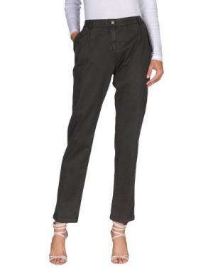Повседневные брюки KUBERA 108. Цвет: стальной серый