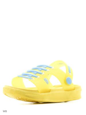 Сабо Effa. Цвет: желтый