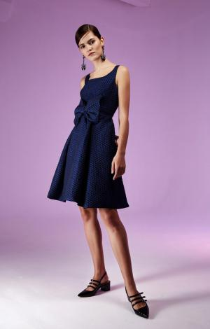 Платье Фиолетовое Cavo