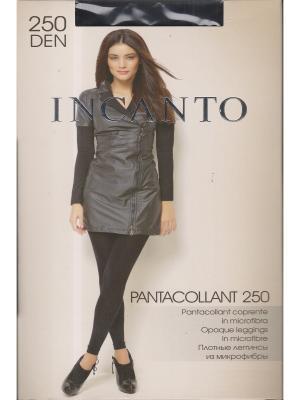 Леггинсы Pantacollant 250 grigio Incanto. Цвет: серый