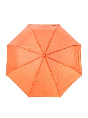 Зонт складной NUAGES. Цвет: оранжевый