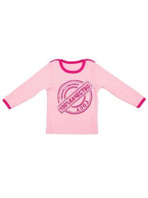Джемпер Апрель. Цвет: розовый, малиновый