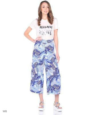 Кюлоты Juicy Couture. Цвет: синий