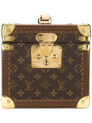 Сумка-чемоданчик Boite Flacons Louis Vuitton Vintage. Цвет: коричневый