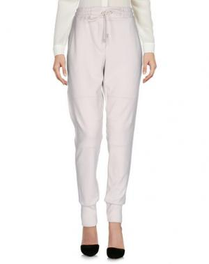 Повседневные брюки CREA CONCEPT. Цвет: светло-серый