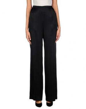 Повседневные брюки LEONARD Paris. Цвет: черный