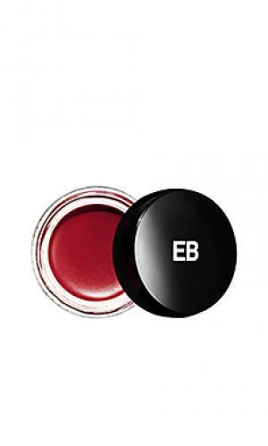Губы и щеки glossy rouge Edward Bess. Цвет: красный