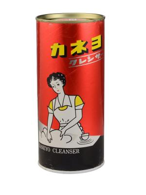 Порошок чистящий KANEYO Red Cleanser для кухни и ванной комнаты 400 г. Цвет: красный