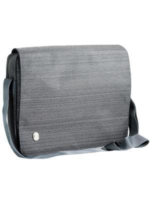 Сумка для ноутбука 26042 Liberty Roomy 15-16 дюймов Defender. Цвет: серый