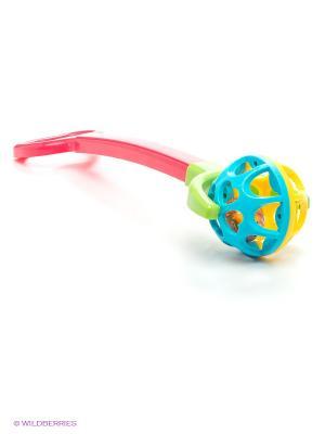 Игровая каталка Шар PlayGo. Цвет: красный, желтый, салатовый, голубой