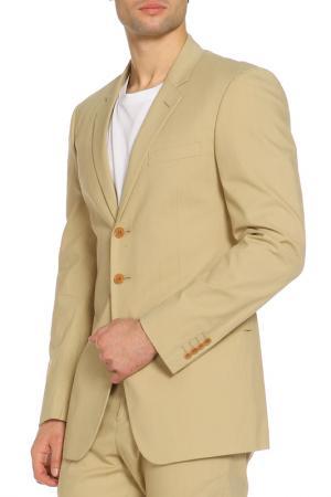 Пиджак Versus Versace. Цвет: песочный, бежевый