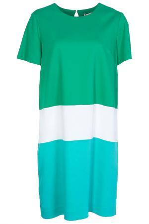 Платье Parosh. Цвет: цветной